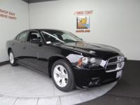 Options:  2014 Dodge Charger Sxt|Pitch Black/|V6 3.6 L