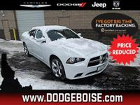 2014 Dodge Charger SXT RWD FACTORY CERTIFIEDDelivers 31