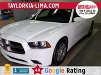 LEATHER, ALLOY WHEELS, EXTRA CLEAN, ONE OWNER, Charger