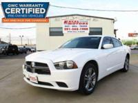 This 2014 Dodge Charger comes with options like 3.6L V6