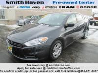 This 2014 Dodge Dart SE is proudly offered by Smith