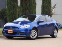 We are excited to offer this 2014 Dodge Dart. When you