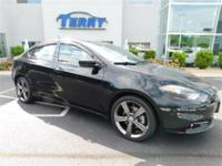 New Price! This 2014 Dodge Dart Limited/GT in Pitch
