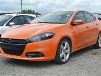 This is a one-owner car. This 2014 Dodge Dart GT is