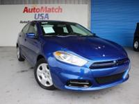2014 Dodge Dart Sedan SE Our Location is: AutoMatch USA