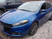 This one owner 2014 Dodge Dart has 16-inch alloy