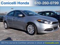 This 2014 Dodge Dart IS PRICED TO SELL! - GREAT FUEL