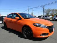 Options:  2014 Dodge Dart Sxt|2.4L I4