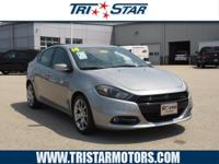 You'll love the look and feel of this 2014 Dodge Dart