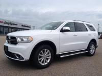 Load your family into the 2014 Dodge Durango! It comes