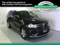 Dodge Durango Full size SUV shoppers, check out this