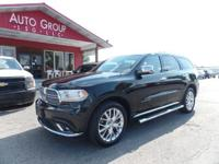 Options:  2014 Dodge Durango Rear Dvd Navigation