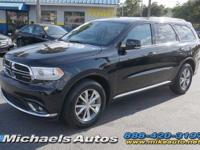 Call us at  about this nearly-new Dodge Durango Limited