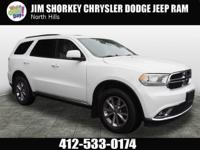 2014 Dodge Durango Limited New Price! Certified. CARFAX