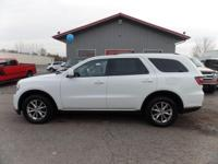 Options:  2014 Dodge Durango Rear Blu-Ray Player!