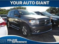 Tried-and-true, this Used 2014 Dodge Durango Limited