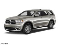Recent Arrival!**CERTIFIED** 2014 Dodge Durango Limited