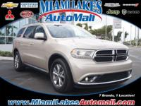 *** MIAMI LAKES DODGE CHRYSLER JEEP RAM *** Low miles