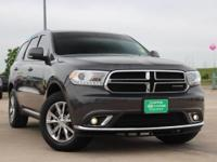 Check out this gently-used 2014 Dodge Durango we