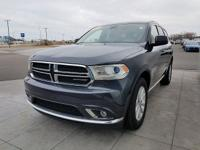 Be sure to take a look at this 2014 Dodge Durango, all