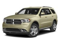 This 2014 Dodge Durango SXT is a real winner with