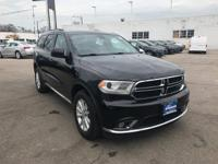 1 Owner. Durango SXT, AWD, and 3rd row seats: