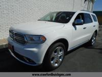Look at this 2014 Dodge Durango SXT. Its Automatic