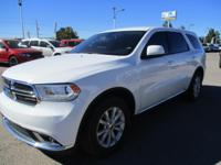 Introducing the 2014 Dodge Durango! Feature-packed and