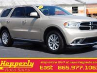 New Price! Clean CARFAX. This 2014 Dodge Durango SXT in