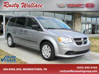 Cashmere 2014 Dodge Grand Caravan FWD 6-Speed Automatic