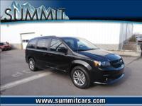 Exterior Color: black, Body: Mini-Van, Engine: V6
