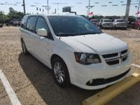 Bright White Clearcoat 2014 Dodge Grand Caravan R/T FWD