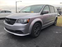 2014 Dodge Grand Caravan SE Billet Silver Metallic