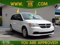 Options:  2014 Dodge Grand Caravan: The Grand Caravan