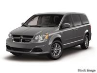 Recent Arrival! 2014 Dodge Grand Caravan SE CARFAX