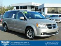 Options:  2014 Dodge Grand Caravan Sxt 30Th