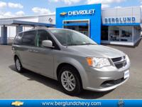 Exterior Color: silver, Body: Minivan, Engine: 3.6L V6