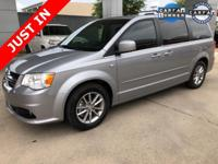 CARFAX One-Owner. Clean CARFAX. Silver 2014 Dodge Grand