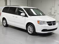 Check out this gently-used 2014 Dodge Grand Caravan we