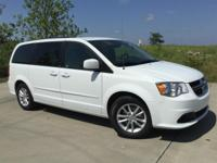 2014 Dodge Grand Caravan SXT. Gasoline! Don't let the