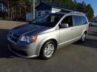 Exterior Color: silver, Body: Mini Van, Engine: 3.6 6