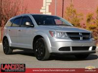 Bright Silver Metallic Clearcoat 2014 Dodge Journey SE