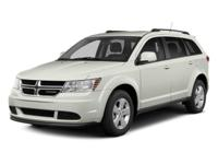 JUST ARRIVED! 2014 Dodge Journey American Value Pkg!