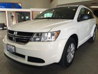 Options:  2014 Dodge Journey Fwd 4Dr American Value