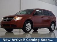 2014 Dodge Journey SE in Copperhead Pearlcoat, This