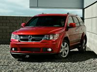 AWD. Dodge Certified Pre-Owned means you not only get