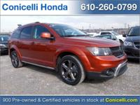 This 2014 Dodge Journey IS PRICED TO SELL! -CARFAX ONE