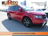 Red Line 2014 Dodge Journey Crossroad FWD 4-Speed