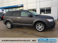New Price! 2014 Dodge Journey Limited CARFAX One-Owner.