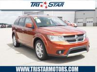 Get ready to go for a ride in this 2014 Dodge Journey